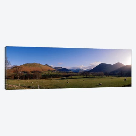 Valley Northern Lake District Cumbria Newlands England Canvas Print #PIM810} by Panoramic Images Canvas Print