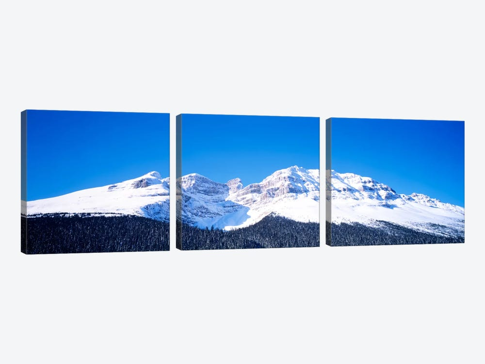 Banff National Park Alberta Canada by Panoramic Images 3-piece Canvas Artwork
