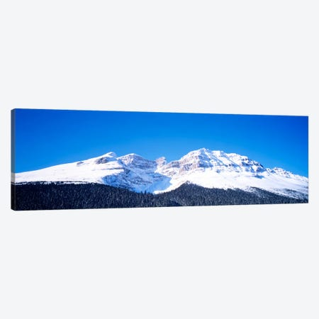 Banff National Park Alberta Canada Canvas Print #PIM812} by Panoramic Images Canvas Print