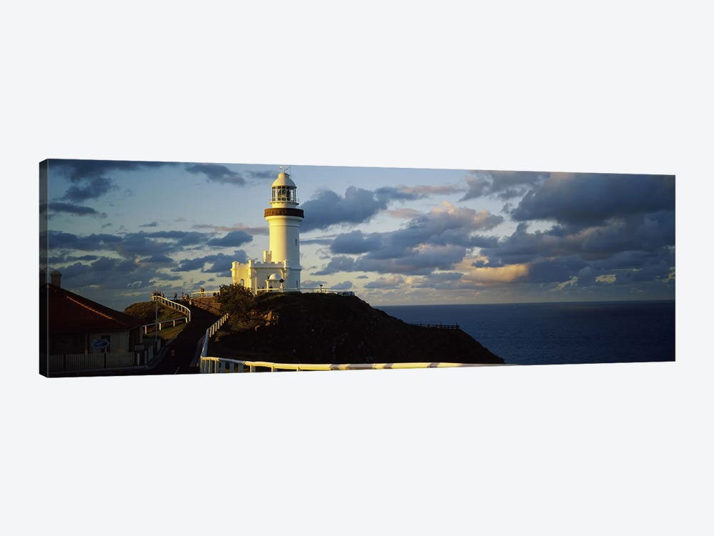 Lighthouse at the coast, Broyn Bay Light House, New South Wales, Australia by Panoramic Images 1-piece Canvas Print