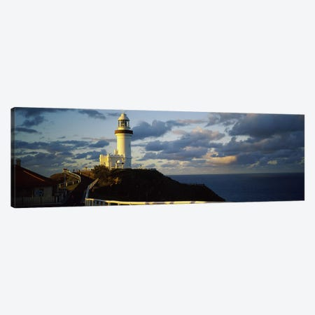 Lighthouse at the coast, Broyn Bay Light House, New South Wales, Australia Canvas Print #PIM8170} by Panoramic Images Art Print