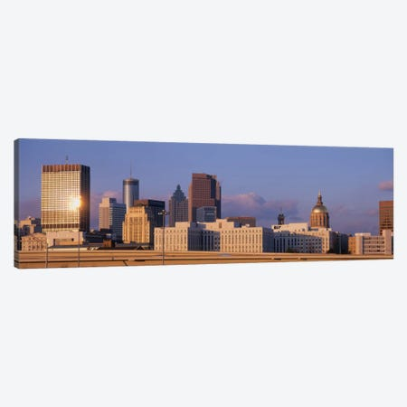USA, Georgia, Atlanta #2 Canvas Print #PIM822} by Panoramic Images Canvas Artwork