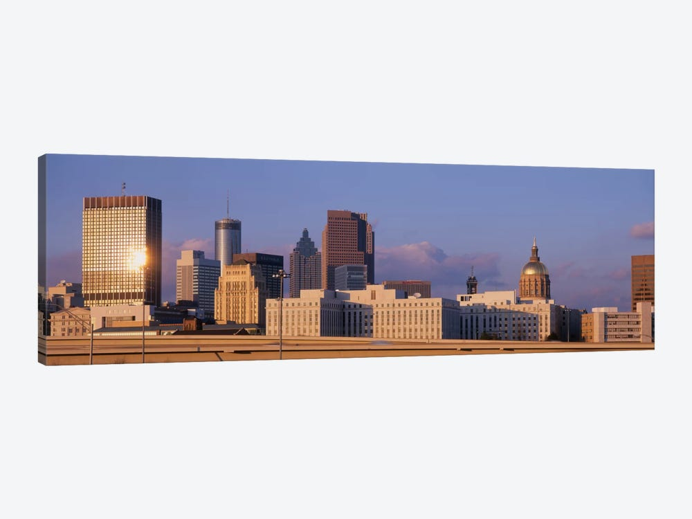 USA, Georgia, Atlanta #2 by Panoramic Images 1-piece Canvas Art Print