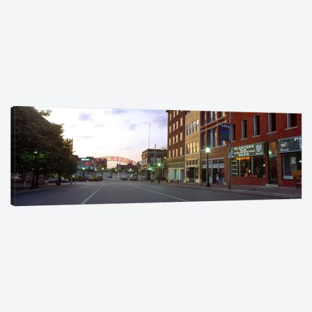 Buildings in a city, Kansas City, Jackson County, Missouri, USA #2 Canvas Print #PIM8250} by Panoramic Images Canvas Art