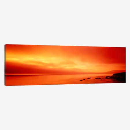 Pacific Coast CA Canvas Print #PIM834} by Panoramic Images Canvas Artwork