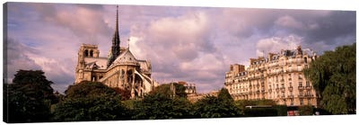 France, Paris, Notre Dame Canvas Print #PIM840