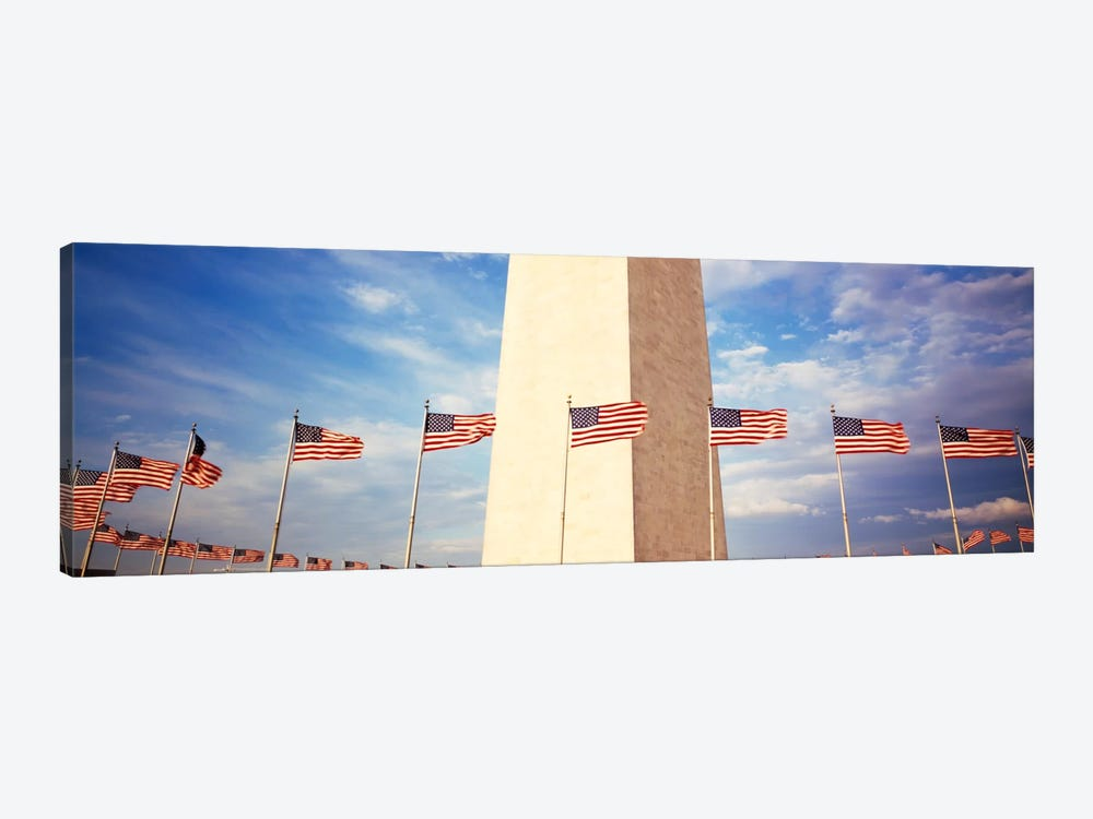 Washington Monument Washington DC USA by Panoramic Images 1-piece Canvas Wall Art