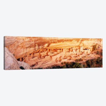 Cliff Palace, Mesa Verde National Park, Montezuma County, Colorado, USA Canvas Print #PIM84} by Panoramic Images Art Print