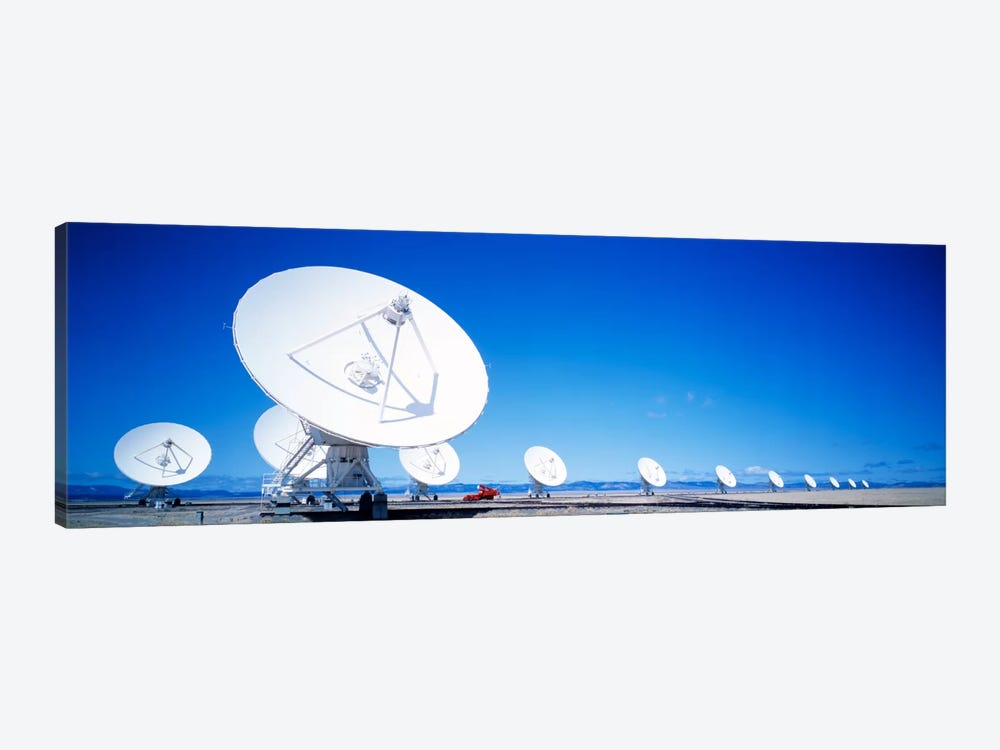 Antenna configuration NM USA by Panoramic Images 1-piece Canvas Artwork