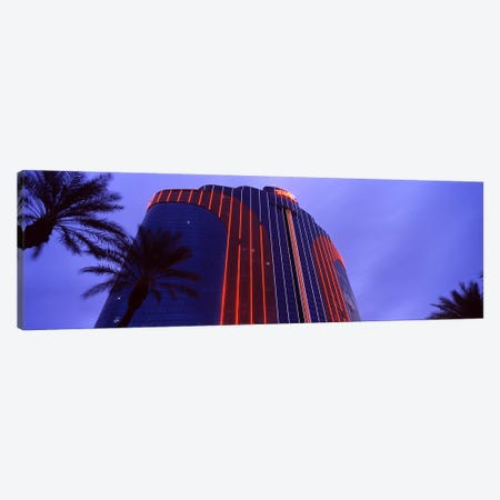 Low angle view of a hotel, Rio All Suite Hotel And Casino, The Strip, Las Vegas, Nevada, USA Canvas Print #PIM8545} by Panoramic Images Art Print