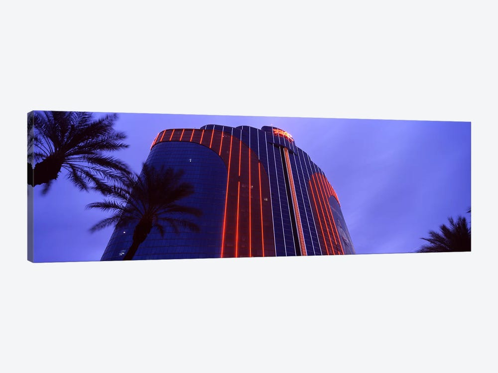 Low angle view of a hotel, Rio All Suite Hotel And Casino, The Strip, Las Vegas, Nevada, USA by Panoramic Images 1-piece Canvas Art