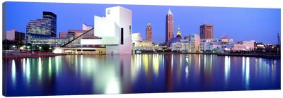 MuseumRock And Roll Hall of Fame, Cleveland, USA Canvas Print #PIM855