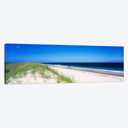 Coastal Landscape, Cape Hatteras National Seashore, Outer Banks, North Carolina USA Canvas Print #PIM856} by Panoramic Images Canvas Art