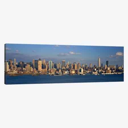 New York City NY Canvas Print #PIM859} by Panoramic Images Canvas Art Print