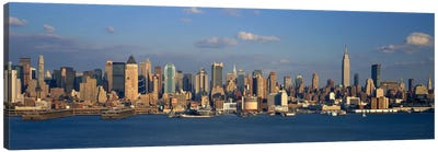 New York City NY Canvas Print #PIM859