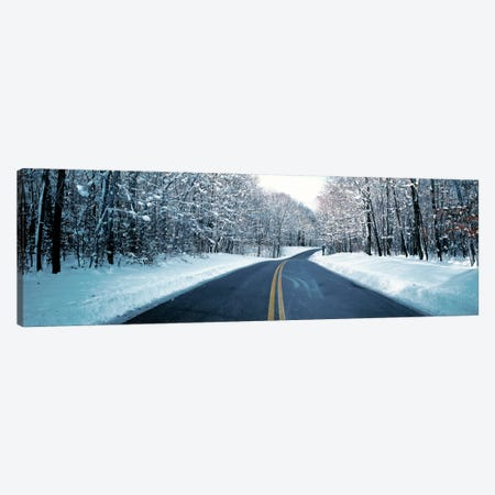 Metro Park Road OH USA Canvas Print #PIM85} by Panoramic Images Canvas Art Print
