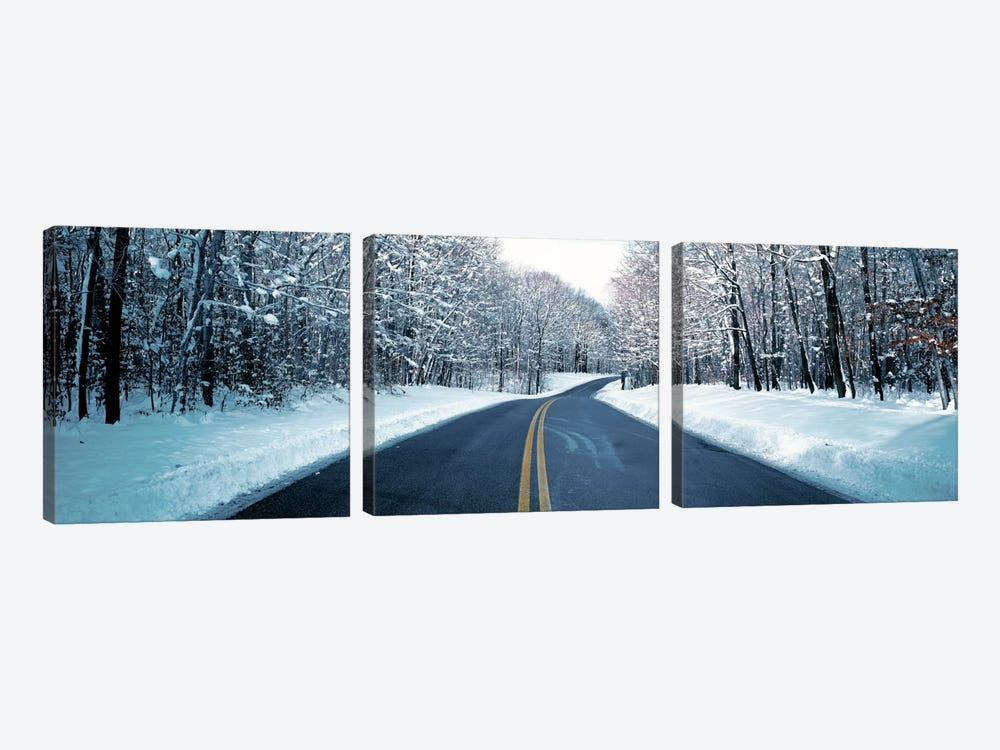 Metro Park Road OH USA by Panoramic Images 3-piece Art Print