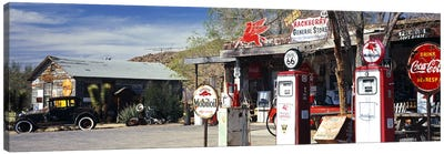 General Store Along U.S. Route 66, Hackberry, Mohave County, Arizona, USA Canvas Art Print