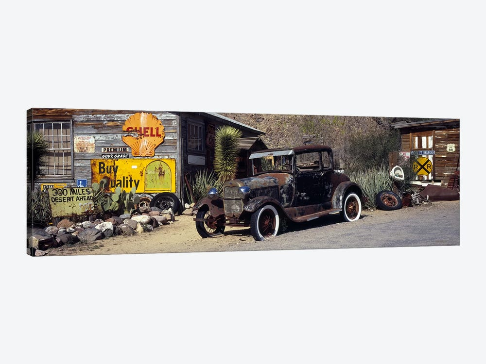 Vintage USA by Panoramic Images 1-piece Canvas Wall Art
