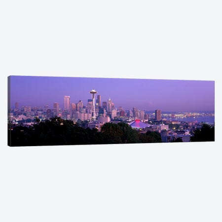 Seattle WA USA Canvas Print #PIM877} by Panoramic Images Canvas Wall Art