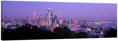 Seattle WA USA Canvas Art Print