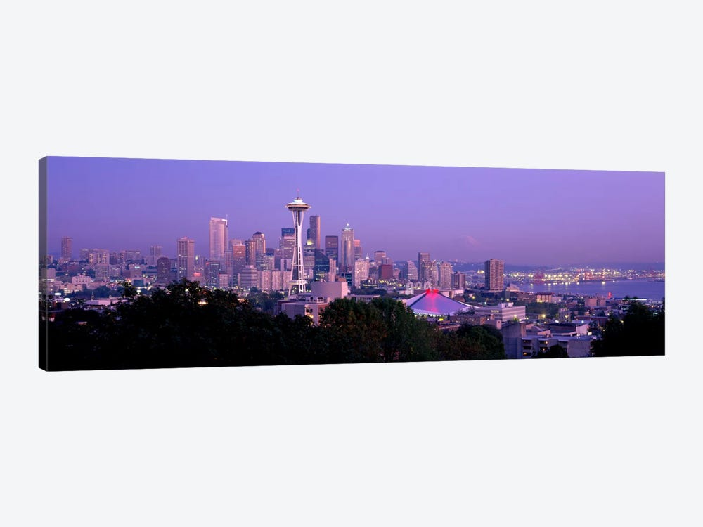 Seattle WA USA by Panoramic Images 1-piece Art Print