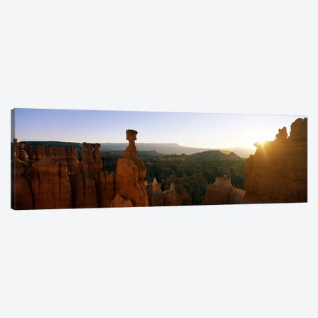 Thor's Hammer, Bryce Canyon National Park, Utah, USA Canvas Print #PIM8844} by Panoramic Images Canvas Art