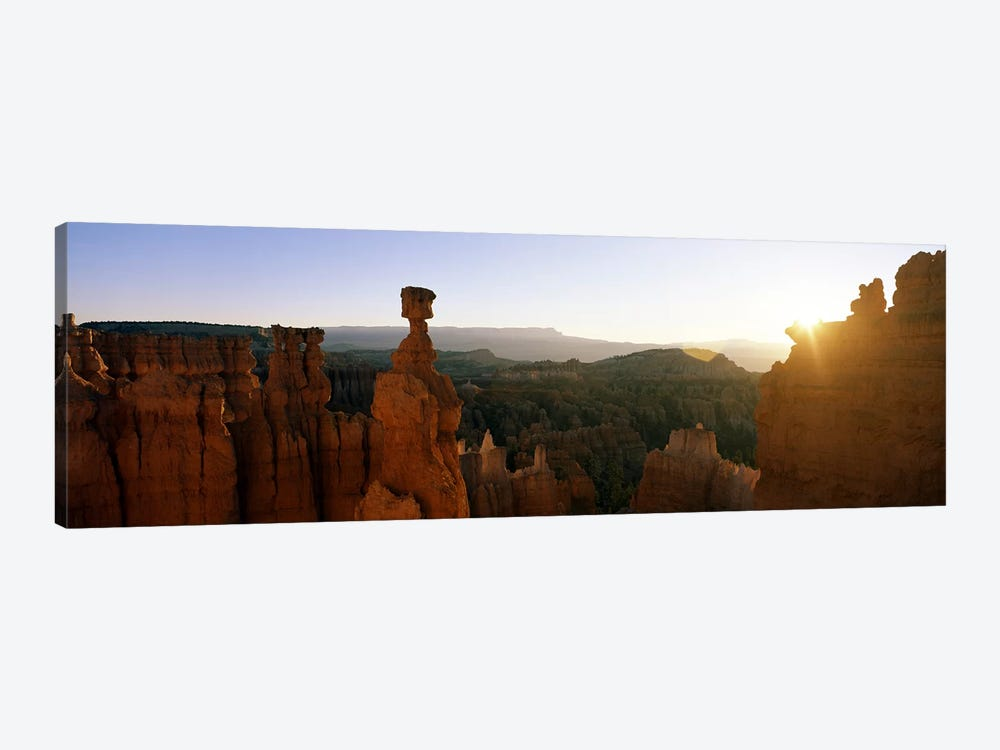 Thor's Hammer, Bryce Canyon National Park, Utah, USA by Panoramic Images 1-piece Canvas Art