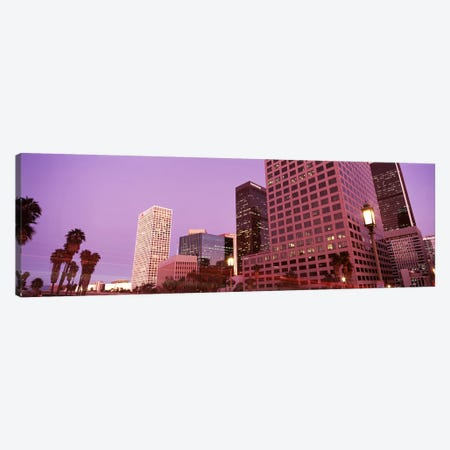 Buildings in a city, City of Los Angeles, California, USA #2 Canvas Print #PIM8888} by Panoramic Images Canvas Print