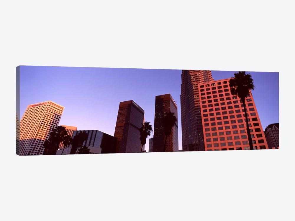 Buildings in a city, City of Los Angeles, California, USA #4 by Panoramic Images 1-piece Canvas Art