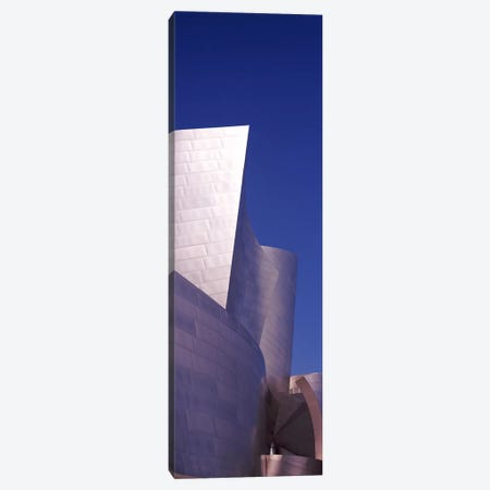 Low angle view of a concert hall, Walt Disney Concert Hall, City Of Los Angeles, Los Angeles County, California, USA Canvas Print #PIM8963} by Panoramic Images Canvas Wall Art