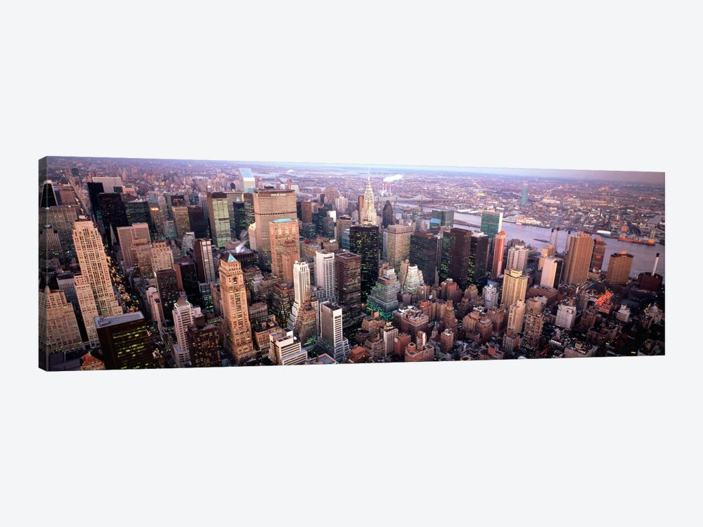 New York NY USA by Panoramic Images 1-piece Canvas Art