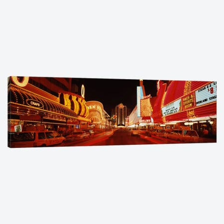 Las Vegas NV USA #2 Canvas Print #PIM921} by Panoramic Images Canvas Print