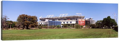 Raymond James Stadium home of Tampa Bay Buccaneers, Tampa, Florida, USA Canvas Art Print