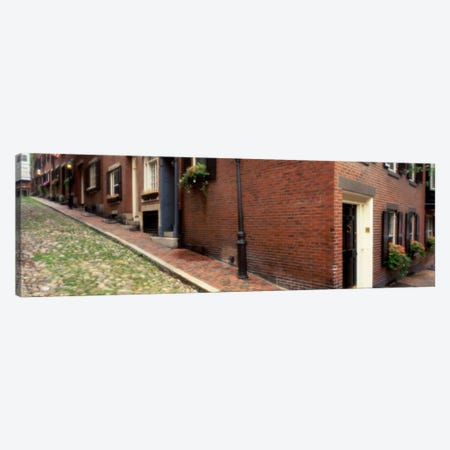USAMassachusetts, Boston, Beacon Hill Canvas Print #PIM951} by Panoramic Images Canvas Wall Art