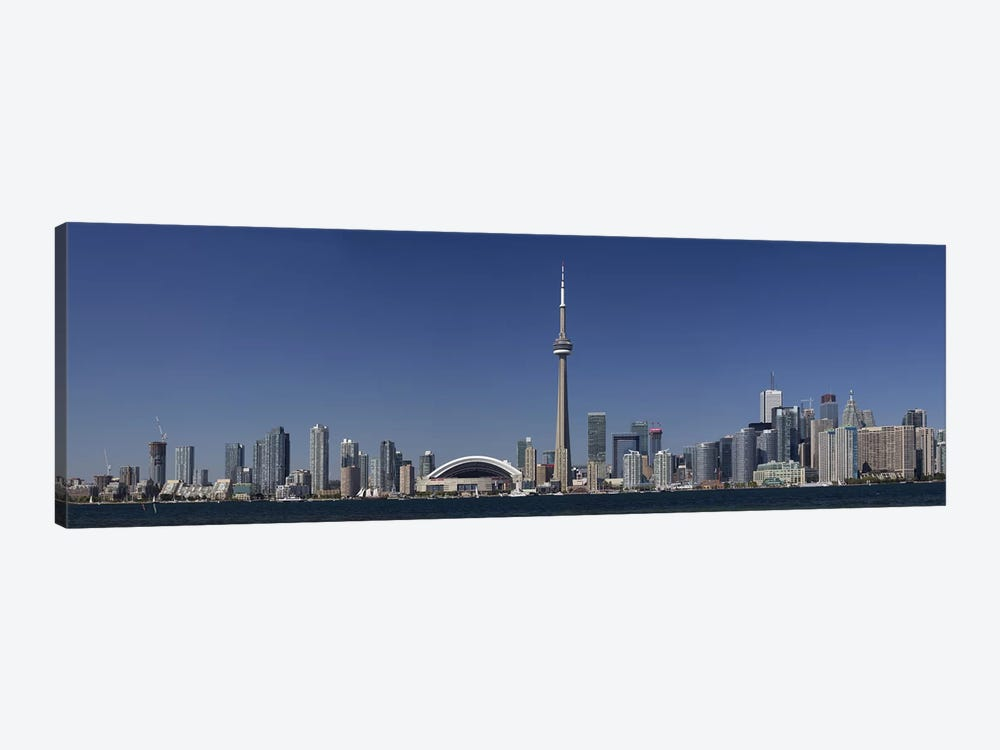Downtown Skyline, Toronto, Ontario, Canada by Panoramic Images 1-piece Canvas Print