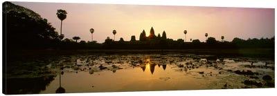Angkor Vat Cambodia Canvas Print #PIM964