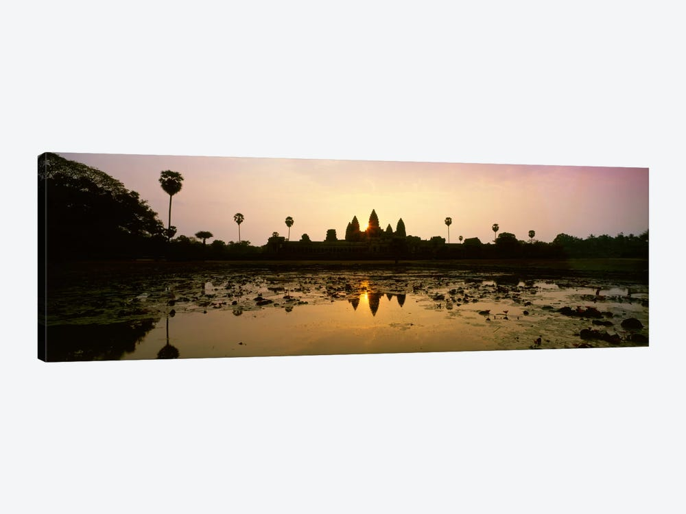 Angkor Vat Cambodia 1-piece Canvas Wall Art