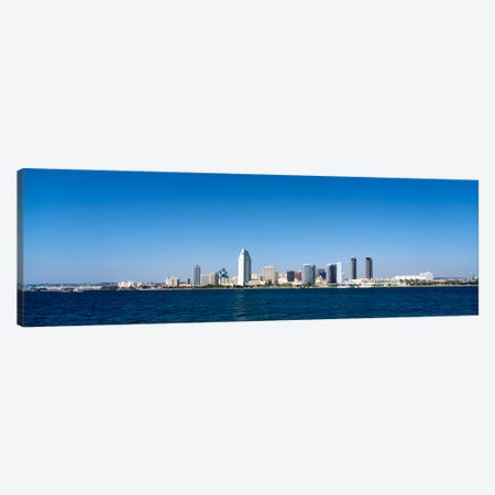 Buildings at the waterfront, San Diego, California, USA #9 Canvas Print #PIM978} by Panoramic Images Canvas Art