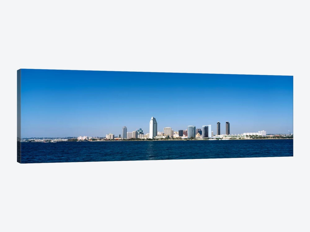 Buildings at the waterfront, San Diego, California, USA #9 by Panoramic Images 1-piece Art Print