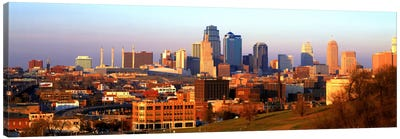 Kansas City MO Canvas Print #PIM984