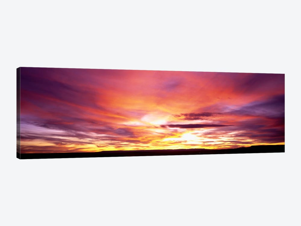 Sunset, Canyon De Chelly, Arizona, USA by Panoramic Images 1-piece Canvas Art Print
