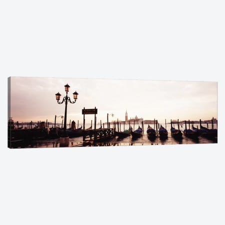 San Giorgio Venice Italy Canvas Print #PIM996} by Panoramic Images Canvas Art Print