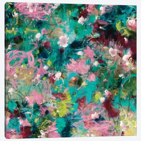 Joyous Beginnings Canvas Print #PIN11} by Paulette Insall Canvas Artwork