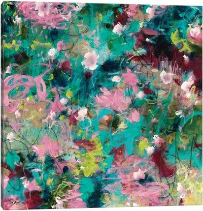 Joyous Beginnings Canvas Art Print