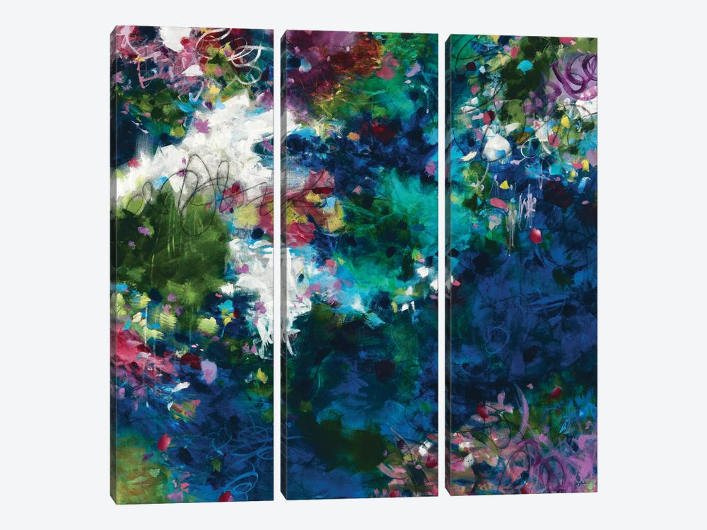 Now And Forever by Paulette Insall 3-piece Art Print