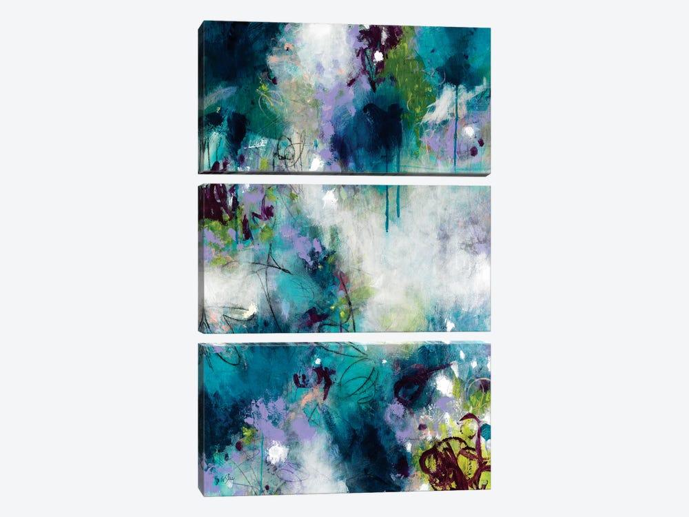 Preeminent Surrender by Paulette Insall 3-piece Canvas Art