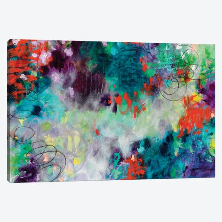 Sovereign Majesty Canvas Print #PIN15} by Paulette Insall Canvas Art Print