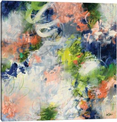 Threads Of Home Canvas Art Print