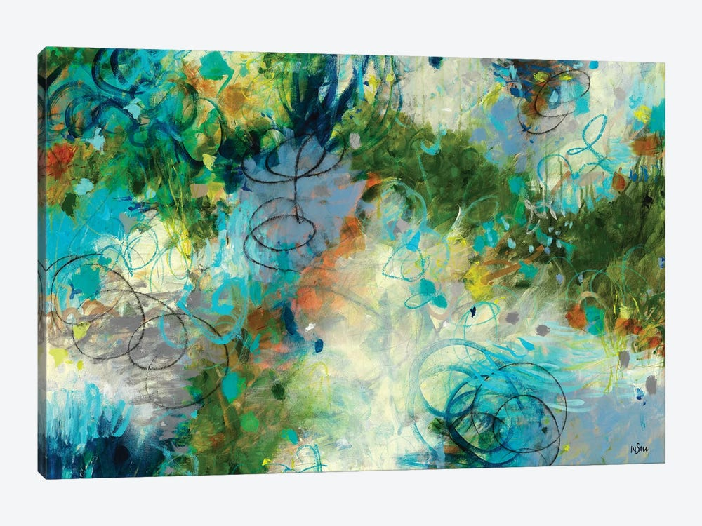 Touch The Sky by Paulette Insall 1-piece Canvas Wall Art